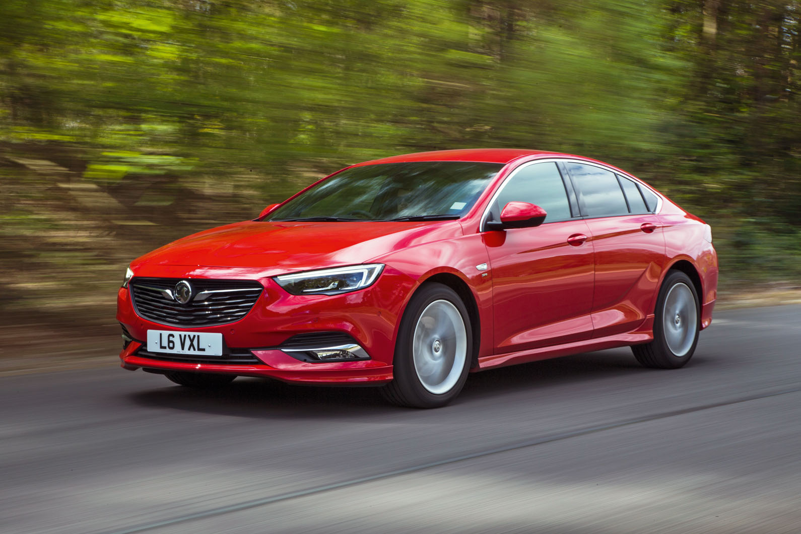 Vauxhall Insignia 2018 Vauxhall Insignia Grand Sport Review 2019 Autocar