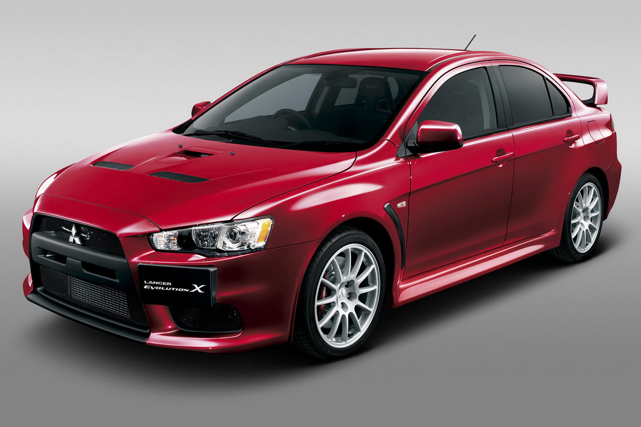Epic Car Hire Next Generation Mitsubishi Evolution To Be Smaller