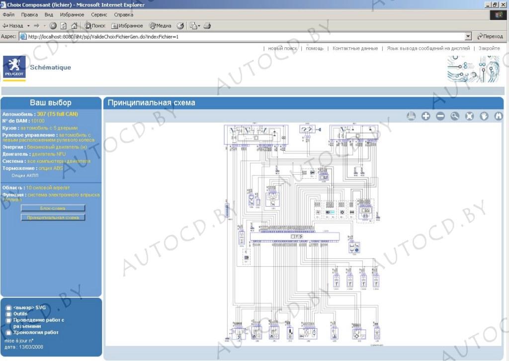 Peugeot 607 Abs Wiring Diagram Wiring Schematic Diagram