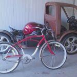 Hayabusa Reverse Trike 7