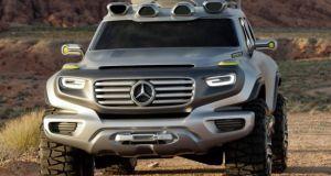 Mercedes-Benz Ener-G-Force for 2012 LA design challenge  3