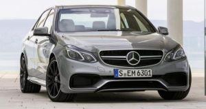 2014 Mercedes-Benz E63 AMG 1