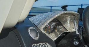 Lamborghini Murcielago LP640 with Swarovski-studded interior  6