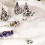 Citroen's unique Diorama on real DS3 h