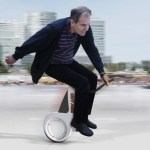 Foldable City Ass electric unicycle  1