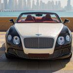 Luxury Refinish Bentley Continental GTC 6