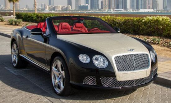 Luxury Refinish Bentley Continental GTC