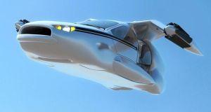 Terrafugia  flying cars