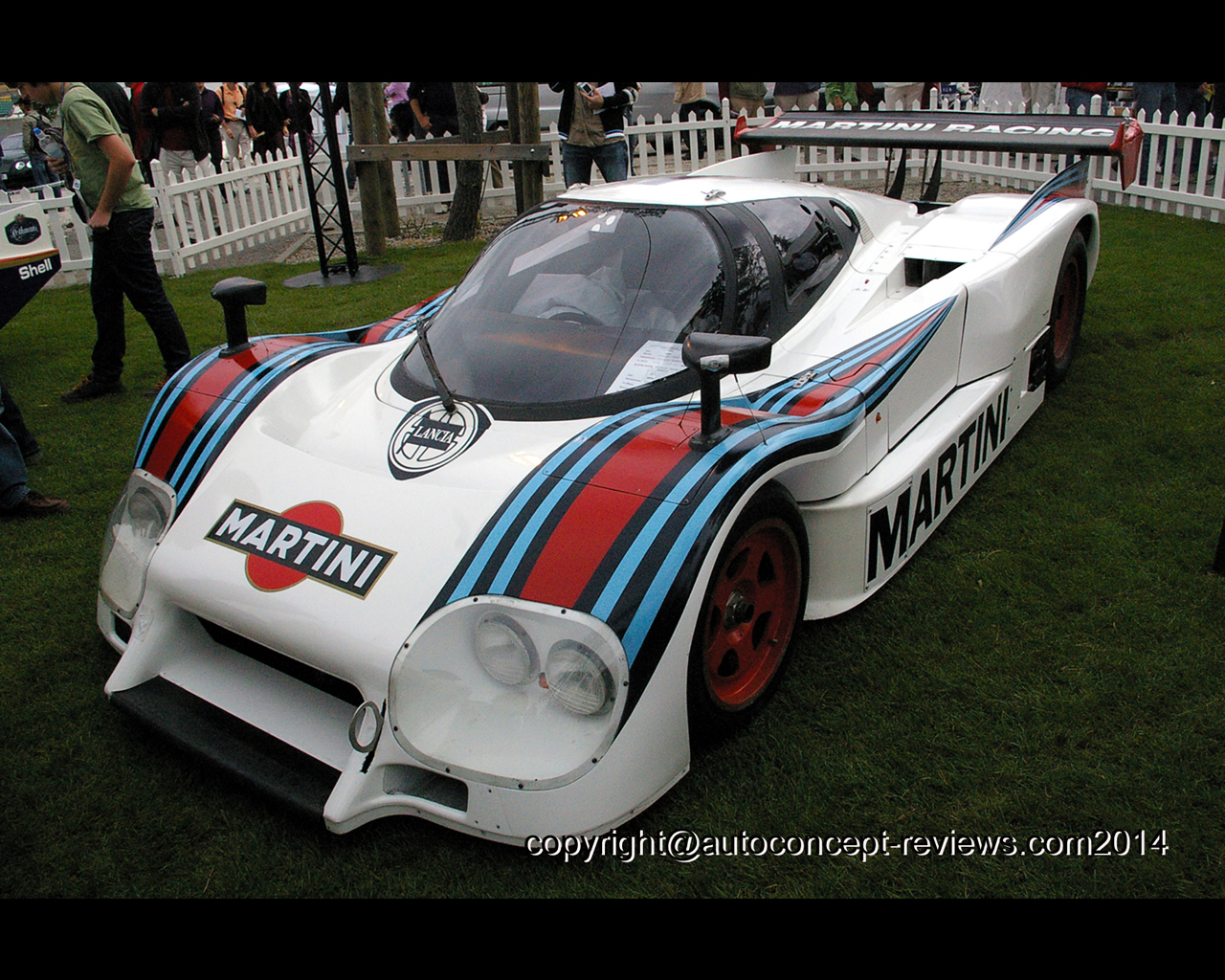 Lc Spa Lancia Martini Lc2 Group C Endurance Racing Car 1983 1985