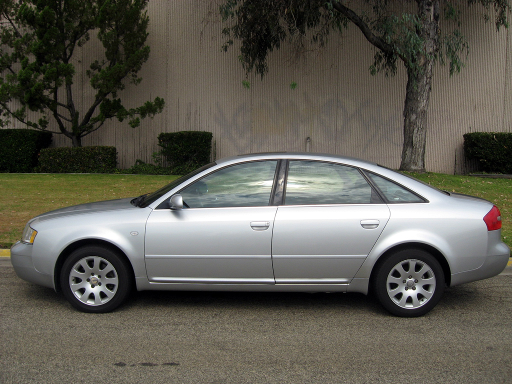 Large Mirrors Online 2000 Audi A6 Sedan Sold 2000 Audi A6 Sedan 6 900 00