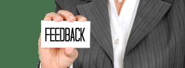 Come dare sempre feedback efficaci
