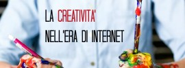 La creatività nell'era di Internet