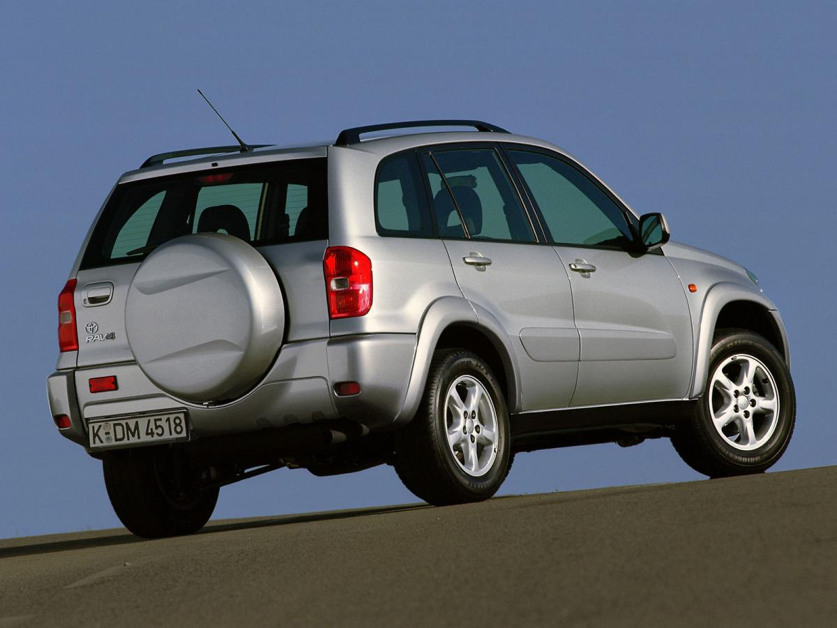 Toyota Rav4 Fuel Consumption Toyota Rav 4 Technical Specifications And Fuel Economy