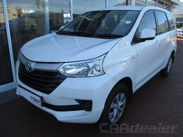 Used Used Toyota Avanza Western Cape Prices - Page 2 - Waa2