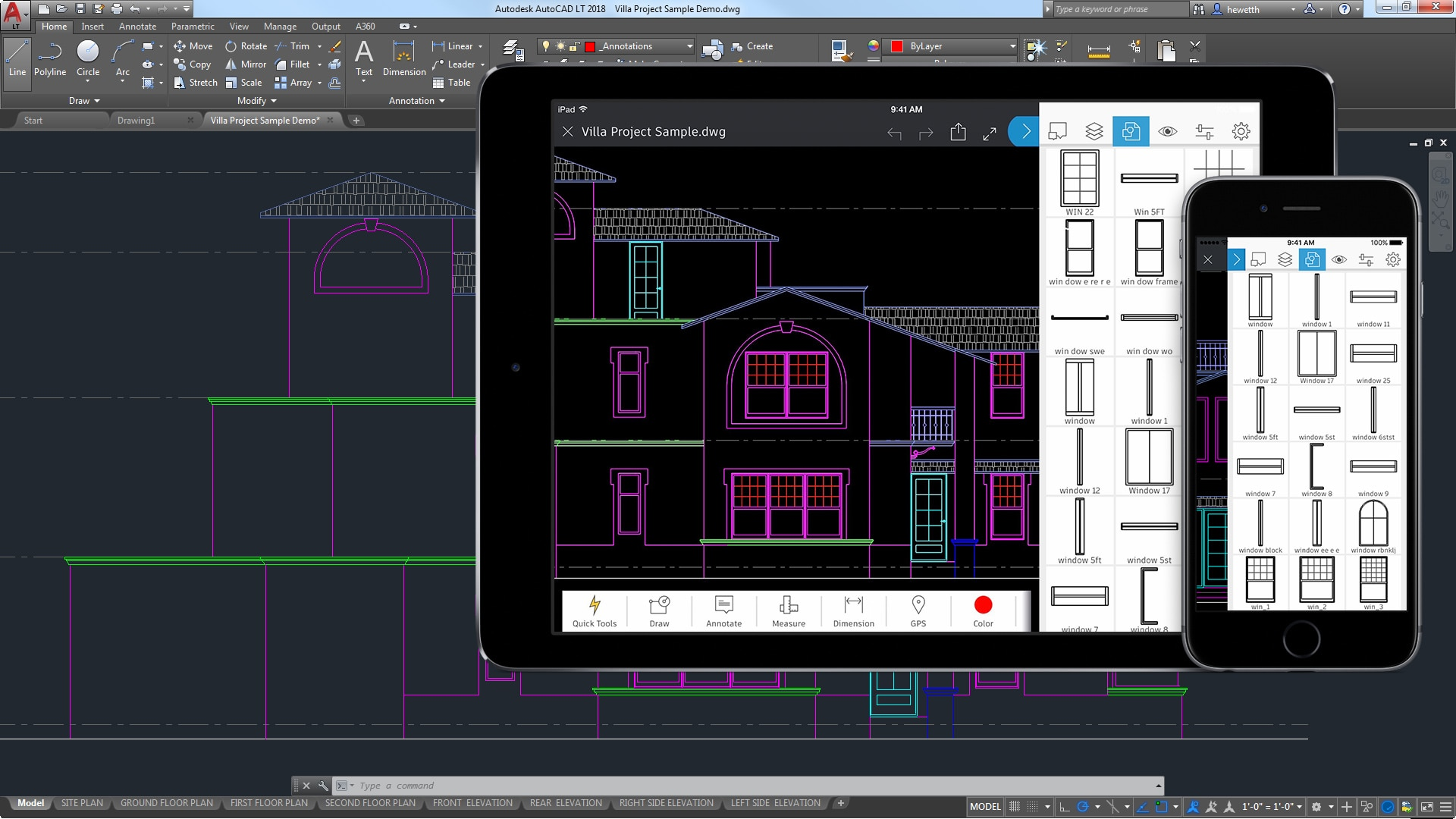 2020 Kitchen Design V9 Free Download Autocad Lt 2d Drafting And Drawing Software Autodesk