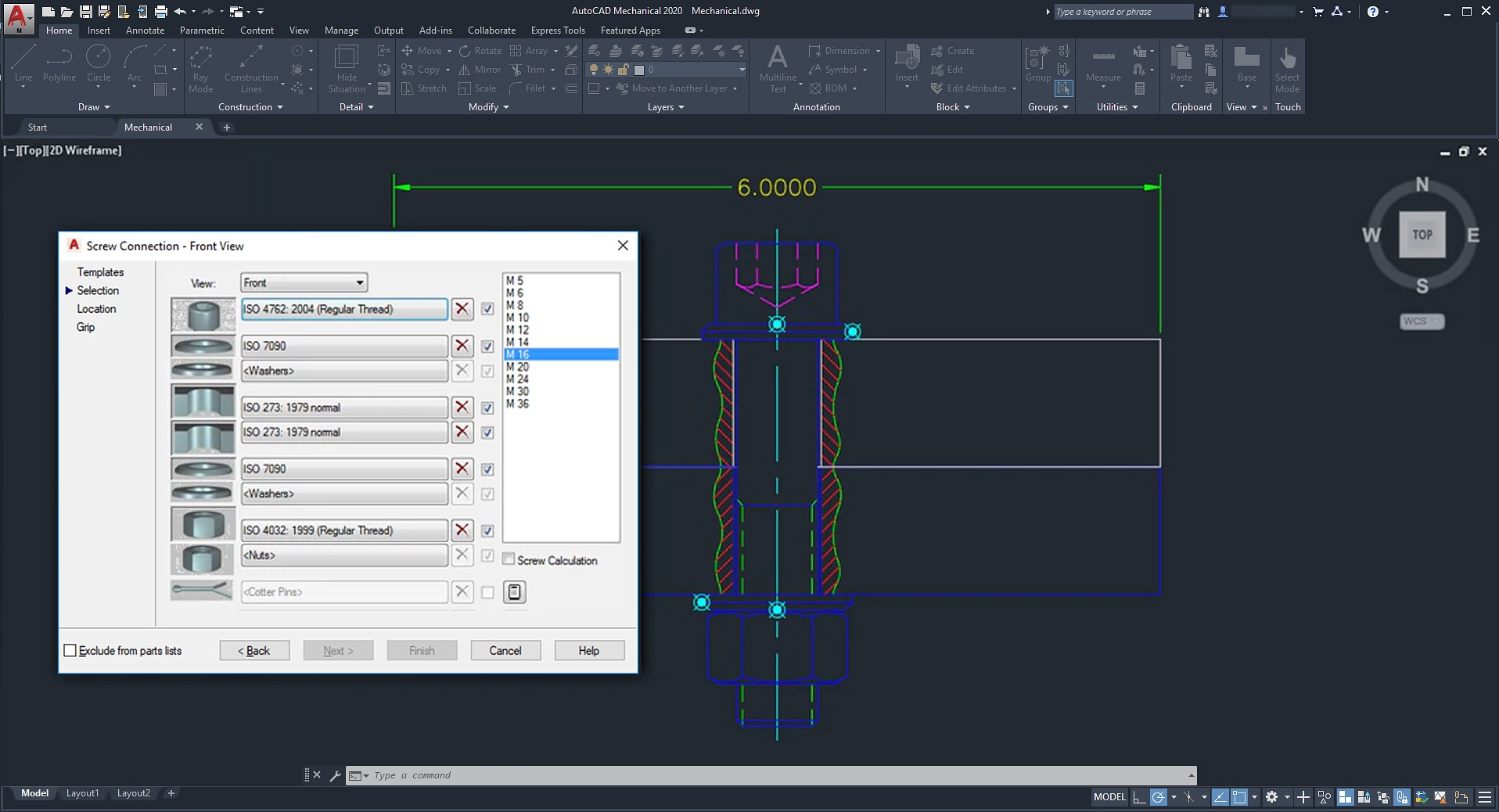 2d Cad Raumplaner Autocad Mechanical Toolset Software Für Mechanische