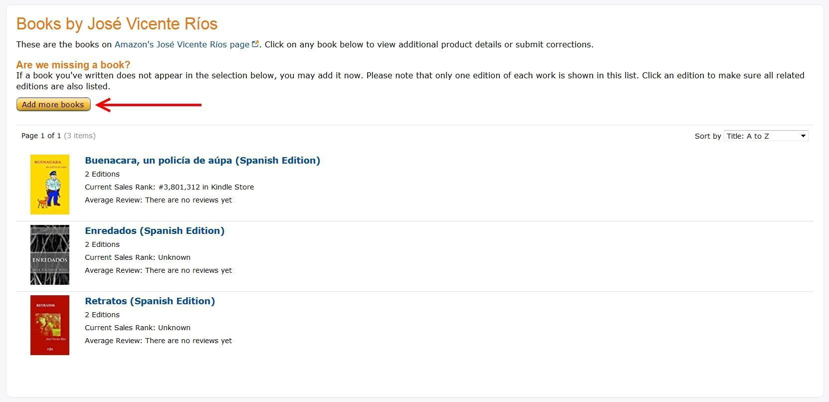 Editar Libros En Amazon Crea Tu Perfil De Escritor En Amazon Author Central