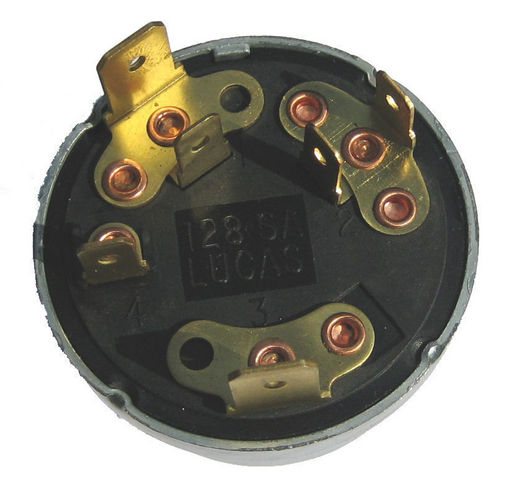Mini Schakelaar Lucas 128sa 35670 Key Switch