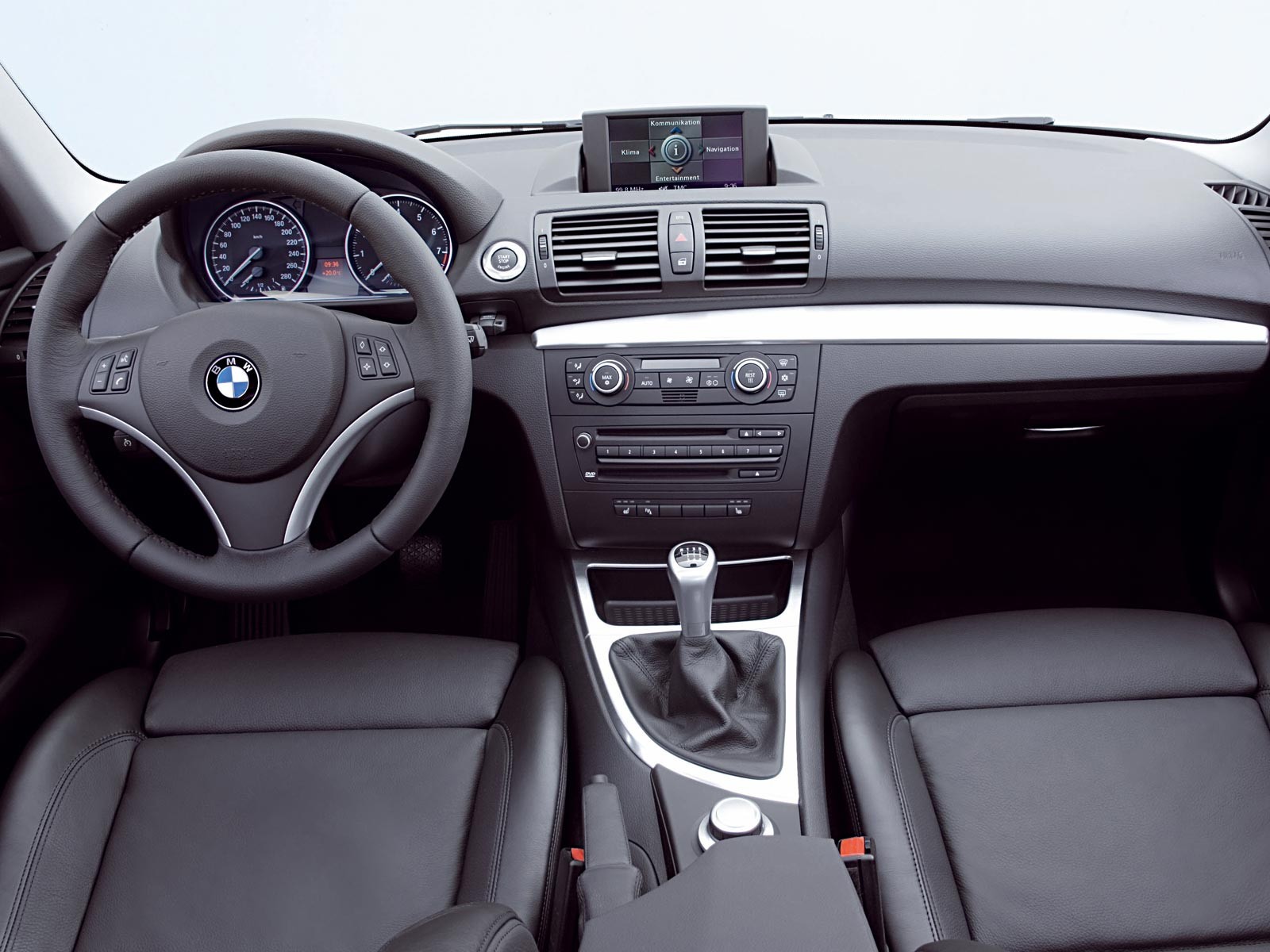 Bmw 116i 2006 Interieur 2007 – 2013 Bmw 1er Coupe (e82) | Autoguru-katalog.at