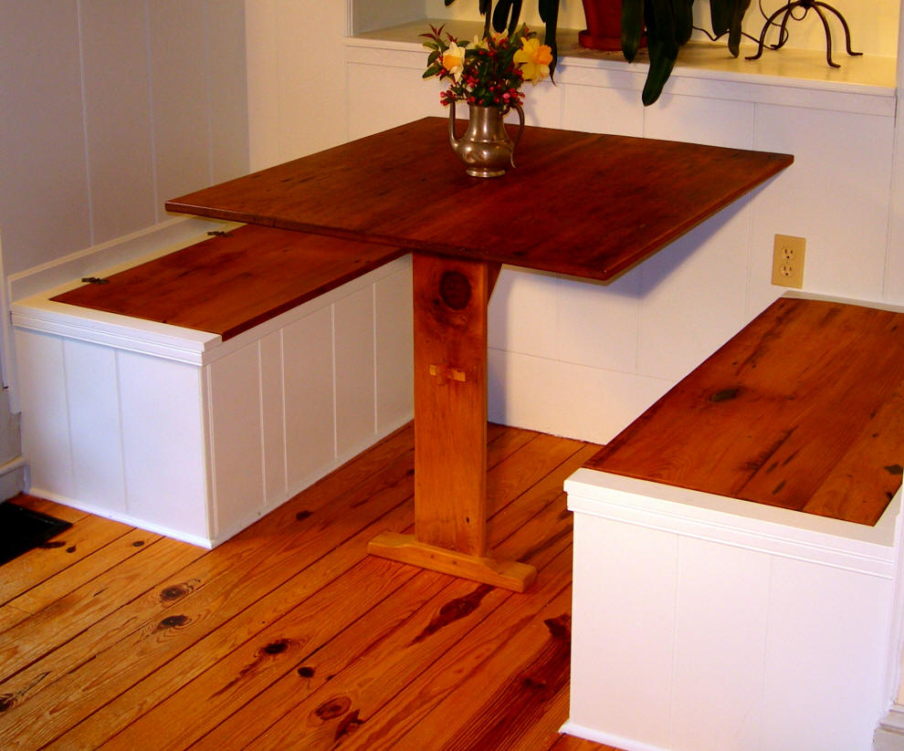 Breakfast Nook Tables Save Your Kitchen From The Numerous Numbers Of Chairs Modern Kitchen Furniture Photos Ideas Reviews