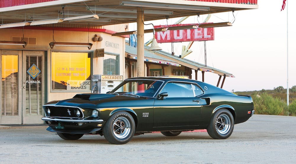 Car Manufacturers Careers Seven Most Iconic Muscle Cars Of All Time