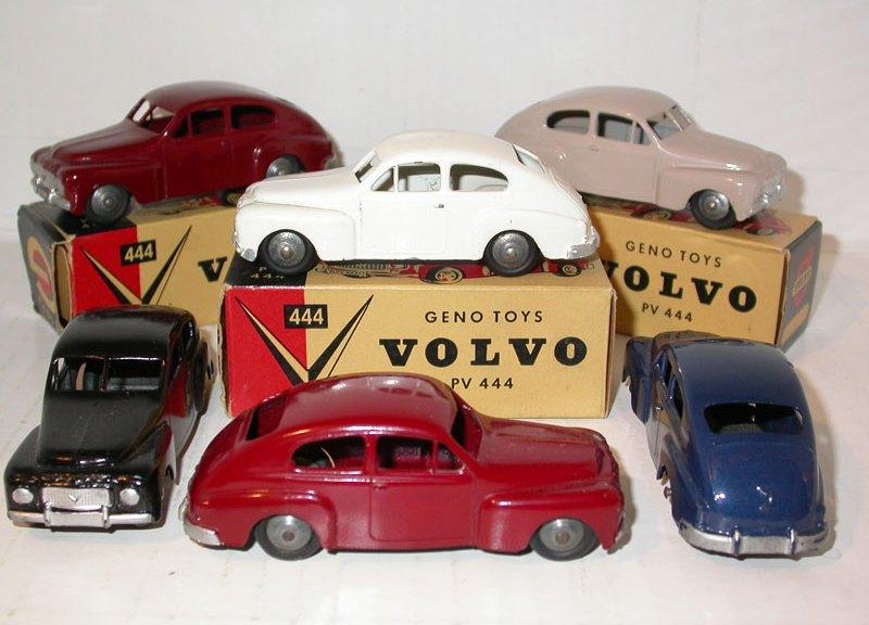 Geno Toys Volvo Model PV 444