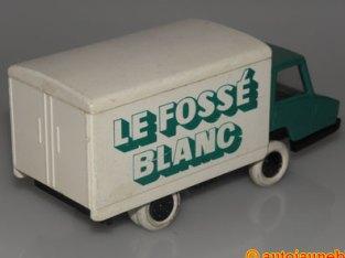 Berliet Stradair Le Fossé Blanc