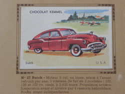 Buick chocolat Kemmel