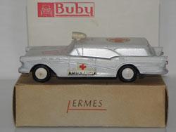 Buick Caballero ambulance