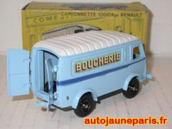 Renault 1000 kg en version boucherie