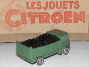 Jouets Citroën TUB charbonnier