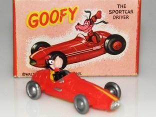 non, Fangio n'était pas le Goofy de la formule 1 !