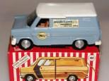 Ziss RW Ford Transit Modelisme