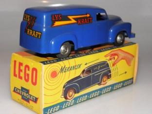 Lego Chevrolet Lys Kraft