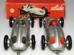 Solido: Porsche grille arrière peintes de couleur noire ou rouge