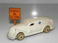 Barclay fourgon ambulance