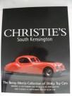 catalogue Christies du 24 Septembre 2001