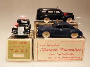 ensemble de Minialuxe taxi première série