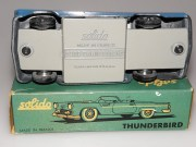 Solido Ford Thunderbird chassis riveté