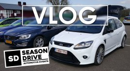 VLOG | Start of Season Drive