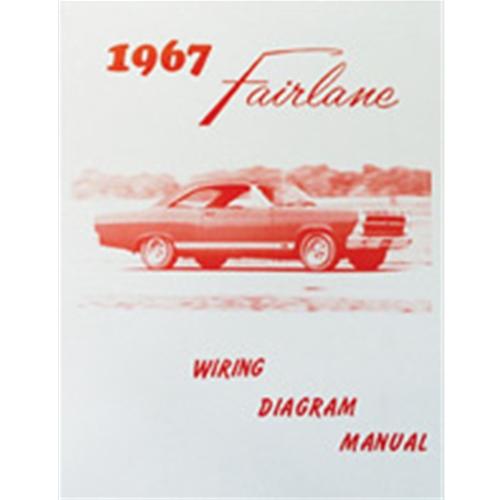 1967 Fairlane Wiring Diagram Wiring Diagram