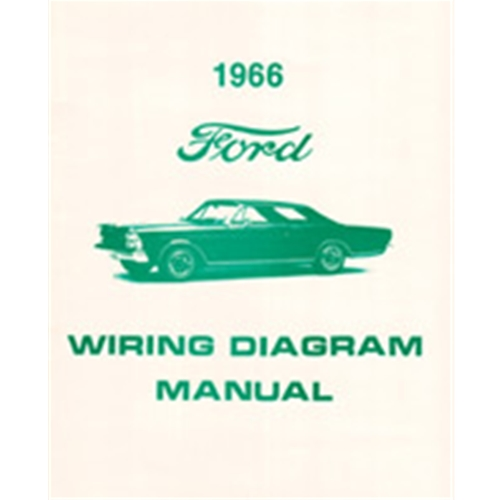 1966 Ford Galaxie 500 Wiring Diagram Wiring Diagram