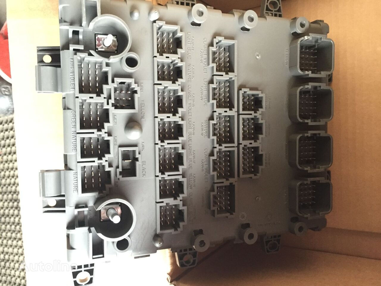 Fabulous Volvo Fh 480 Fuse Box Auto Electrical Wiring Diagram Wiring 101 Capemaxxcnl