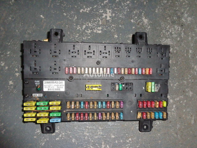 Volvo Fh Fuse Box Diagram Wiring Diagram