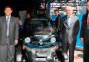 Renault participó en evento académico de la PUCE-Q