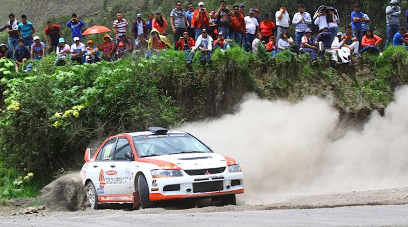 Suspensión-Rally