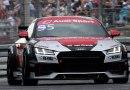 Realeza en la Audi Sport TT Cup