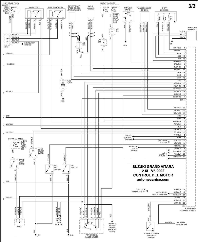 toyota 3 0 v6 engine wiring order