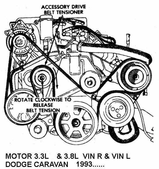 2003 plymouth voyager engine diagram