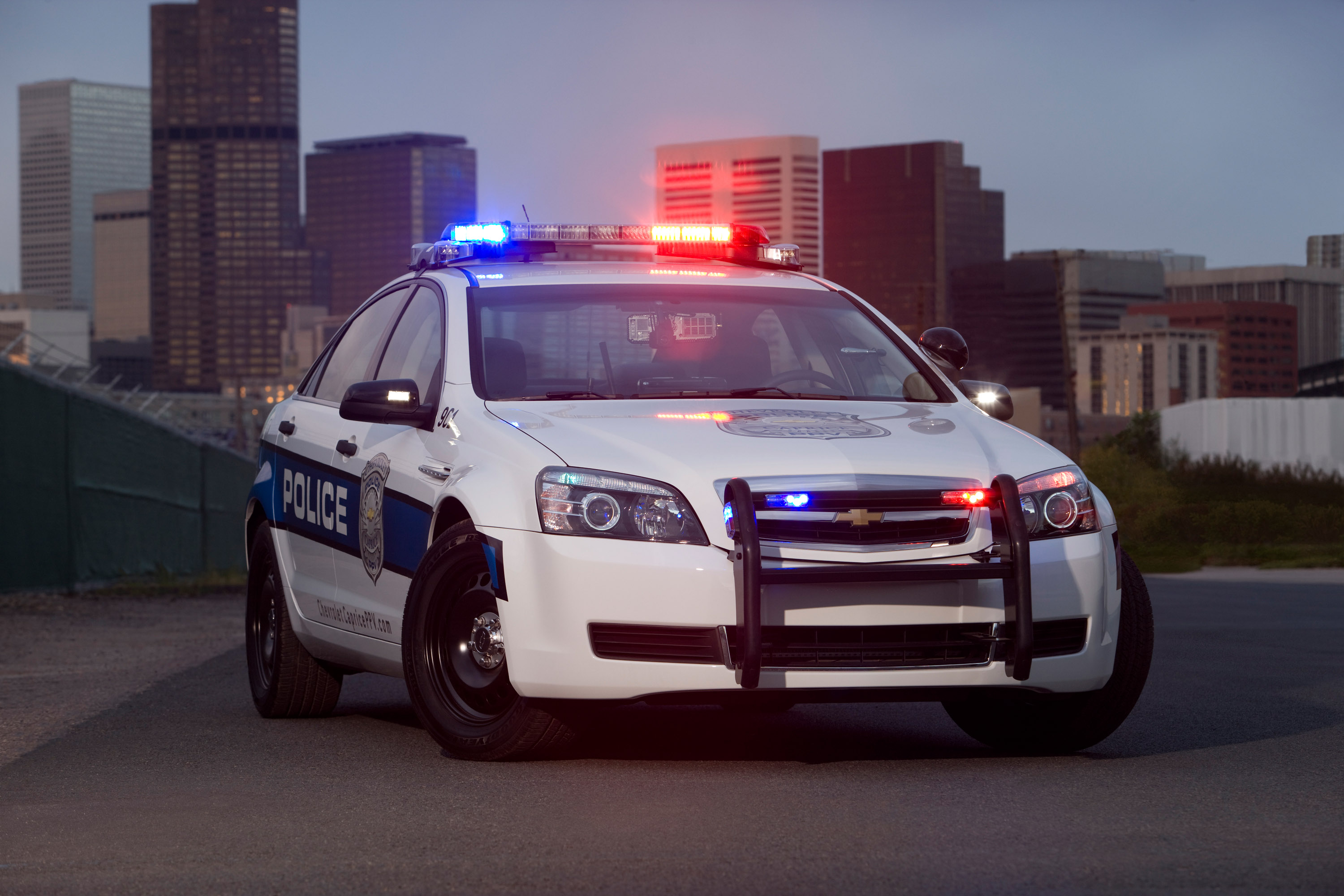 Car Safety Belt Watch Out 2011 Chevrolet Caprice Police Car With 355